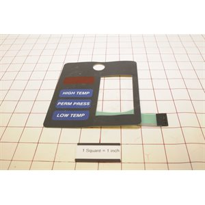 ADC530 KEY PAD, COIN
