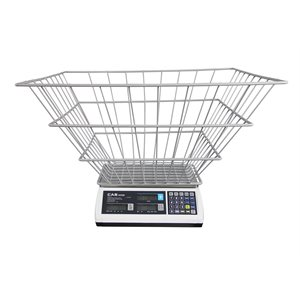 DIGITAL PRICE COMPUTING 60LB SCALE W / DUAL DISP